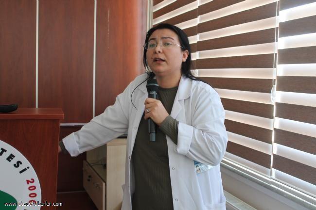 Aşı Haftası Kapsamında Eğitim Düzenlendi