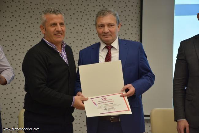 Düzcespor Üniversitesi Öğrencileriyle Bir Arada