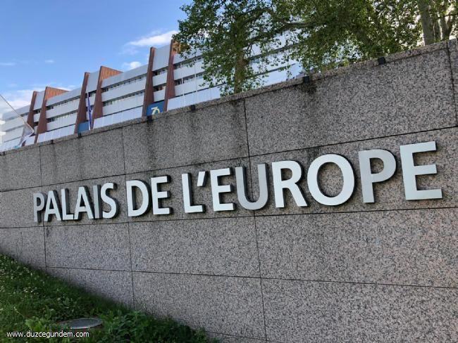 Fransa'daki Toplantıda Ülkemizi Temsil Etti