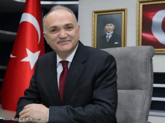 Düzce Belediye Başkanı Faruk Özlü 3 Mayıs mesajı yayımladı.