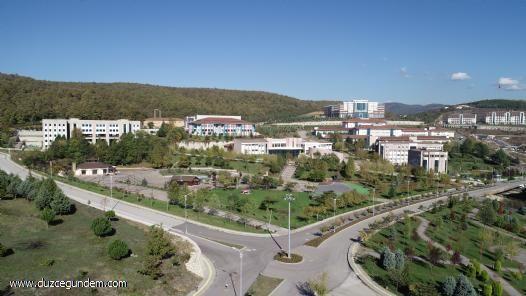 Düzce Üniversitesi'nde Eczacılık Fakültesi Kuruldu