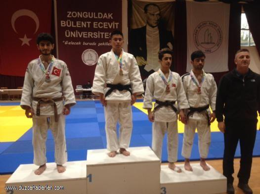Düzce Üniversitesi Öğrencisi Türkiye 2.si Oldu