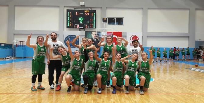 Bayan Basketbol Tak�m�m�z Lige Haz�r