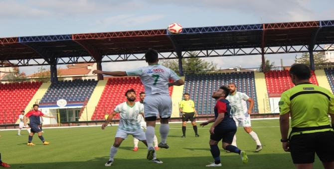 D�zcespor Sultanbeyli Belediyesporu 2-1 Ge�ti...