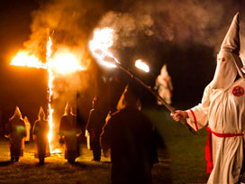 Ku Klux Klan Tarikati 3. Kez Diriliyor!