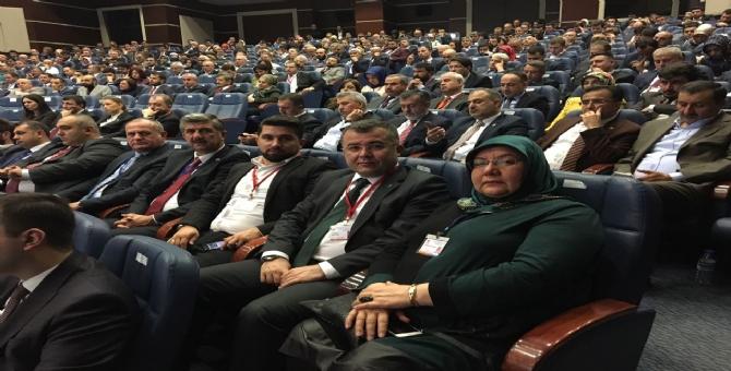 İl Başkanları Ankara da Toplantıda